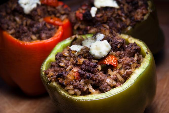 Stuffed Peppers © Martin/Flickr