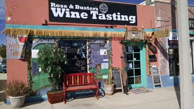 Rose and Buster's Winetasting Room| © Courtesy of Rose and Buster's