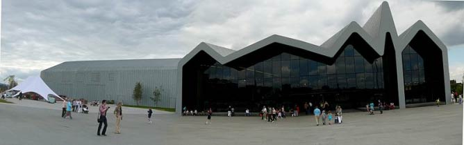 Riverside Museum | © Bjmullan/Courtesy of WikiCommons