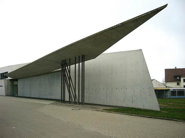 Vitra Fire Station | © Rory Hyde/Courtesy of WikiCommons