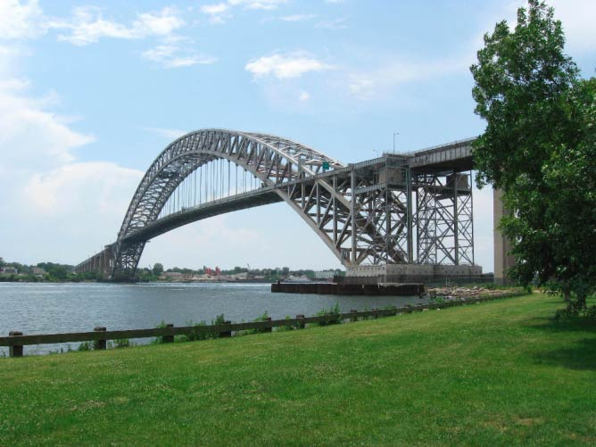 Bayonne Bridge | © Jim.henderson/WikiCommons