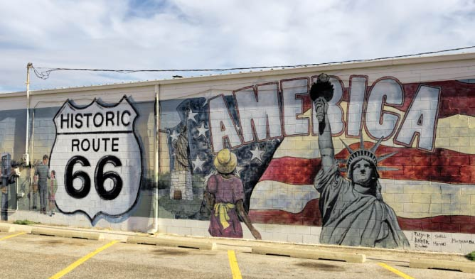 Mural in Edmond   © Kool Cats Photography over 3 Million Views/Flickr
