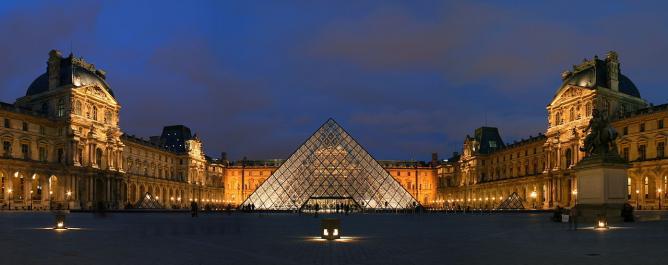 Louvre © Benh LIEU SONG/Wikimedia