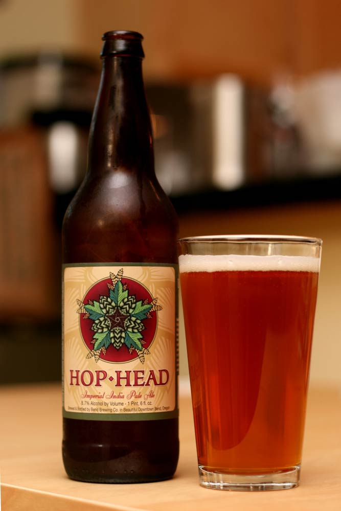 BBC's Hop-Head Imperial IPA | © Mike McCune/Flickr