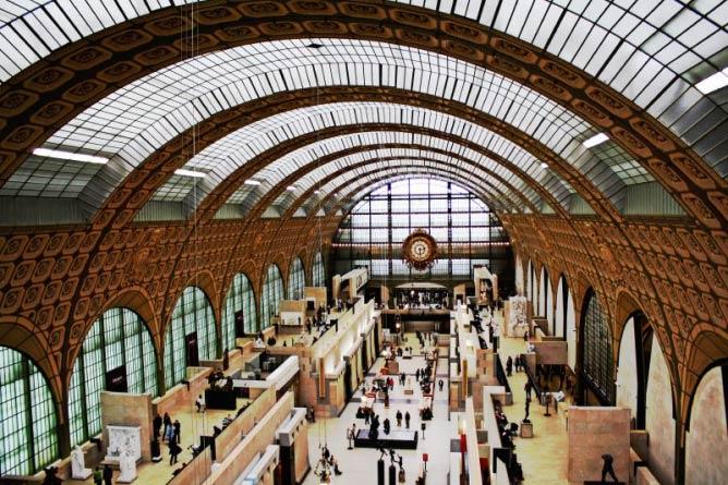 Musée d'Orsay interior | © Dimitry B./Flickr