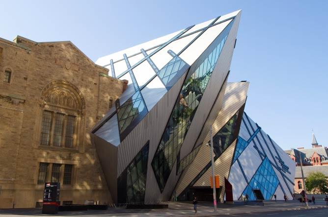 Royal Ontario Museum exterior | © The City of Toronto/Flickr