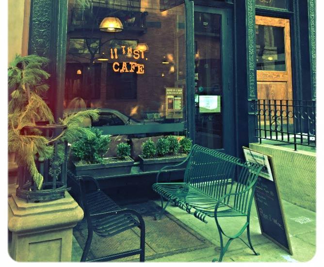 11th St. Cafe   © Emile Succar
