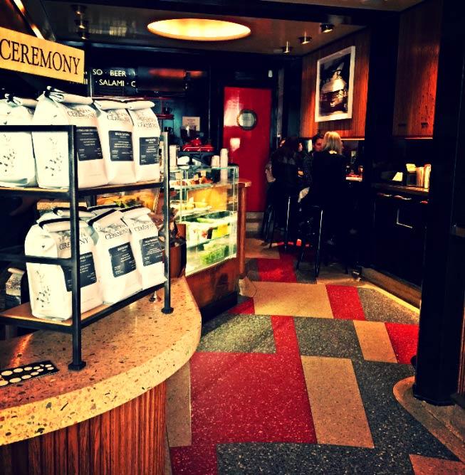 Kava Cafe's Interior   © Emile Succar