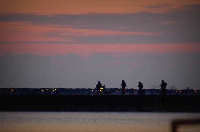 Early morning Waukegan   © CheepShot/Flickr