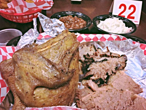 A signature dish at Boxer Barbeque Co   Courtesy Eats and Fast Feets