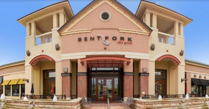 Exterior of Bent Fork | © Courtesy of Bent Fork