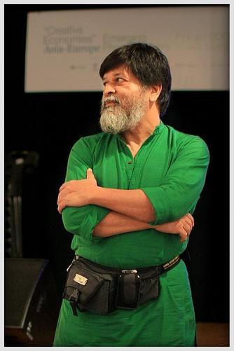 Dr. Shahidul Alam at Central Market Annex, KL, Malaysia | © Arupkamal/Wikicommons