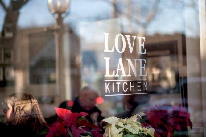 Love Lane Kitchen | © David Benthal 2015