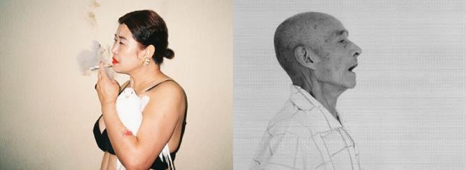 Ren Hang and Li Lang at Blindspot Gallery