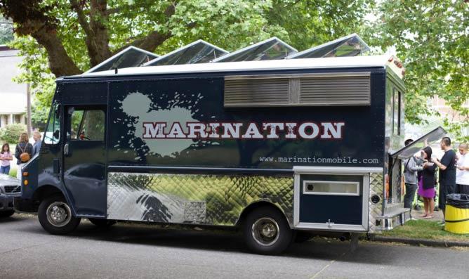 Marination Best Food Truck