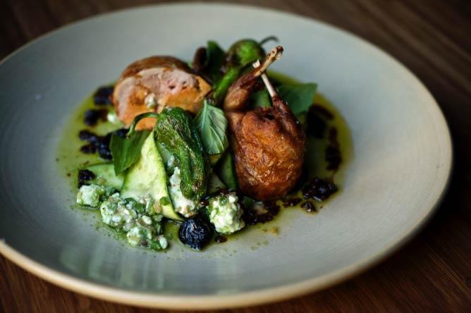 Signature dish   © David Reamer/Courtesy of Le Pigeon