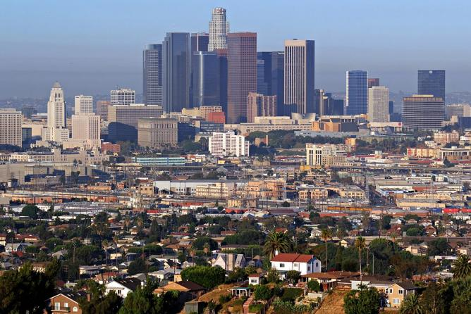 Los Angeles, California © Basil D Soufi/Wikipedia