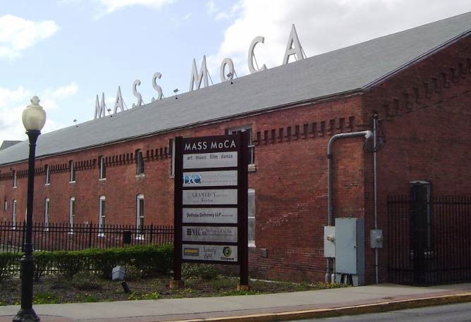 MASS MOCA | © Beyond My Ken/WikimediaCommons