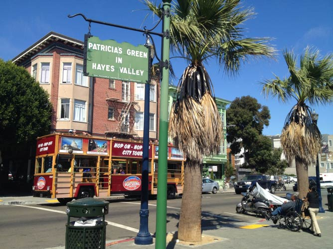 Hayes Valley_ SF
