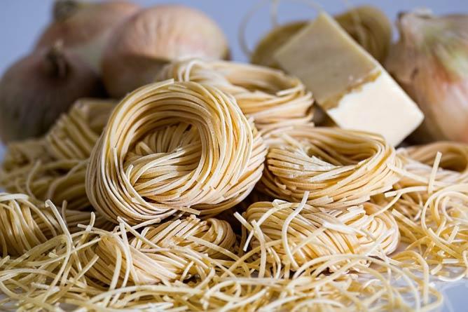 Homemade pasta | © stevepb/pixabay
