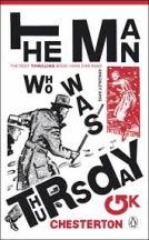 'The Man Who Was Thursday' | © Penguin Books