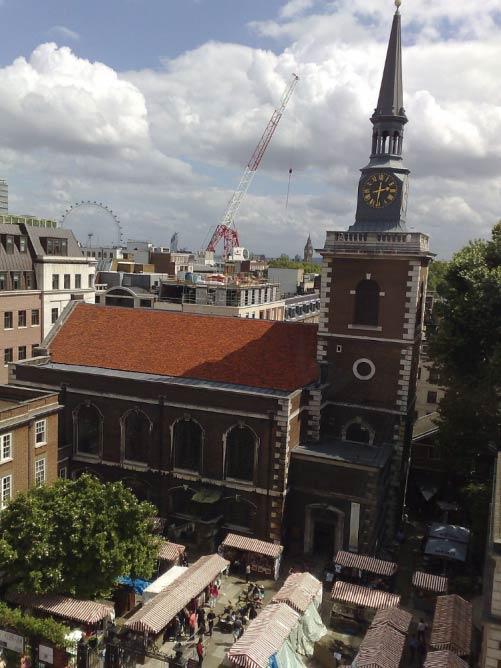 St James' Piccadilly | ©Mark Kobayashi-Hillary/Wikicommons