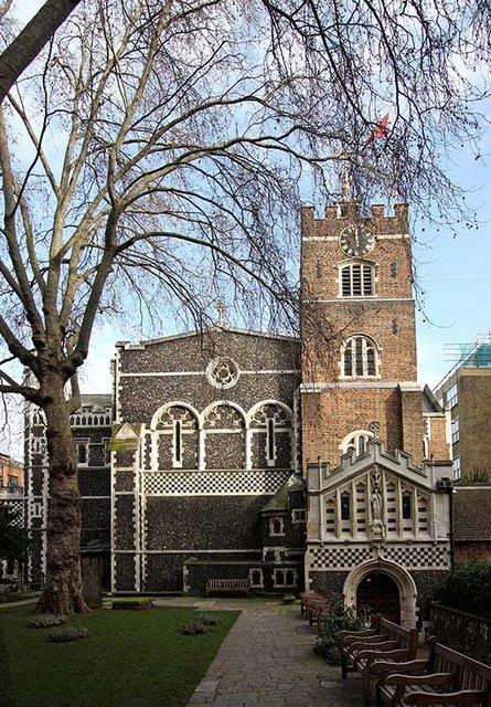 St Bartholomew-the-Great | © John Salmon/Wikicommons