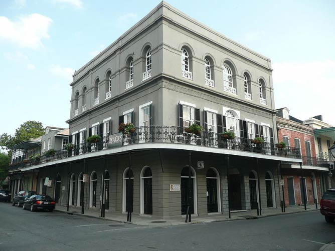 The LaLaurie Mansion | © Reading Tom/WikiCommons