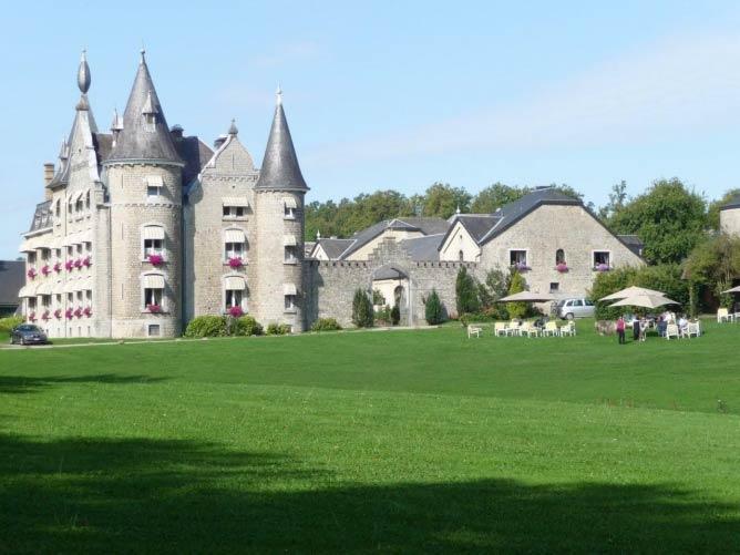 Le Château d'Hassonville | © Courtesy of le Château d'Hassonville
