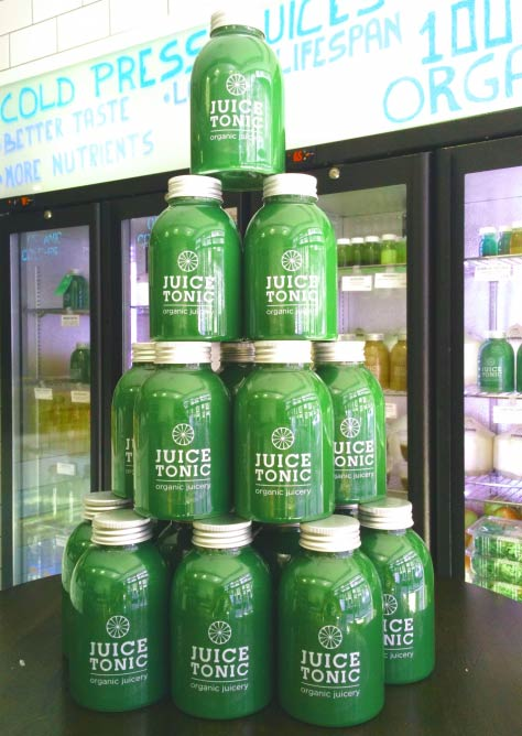 Juice Tonic Healthy Tower