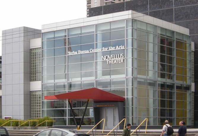YBCA's Novellus Theater | © BrokenSphere/WikiCommons