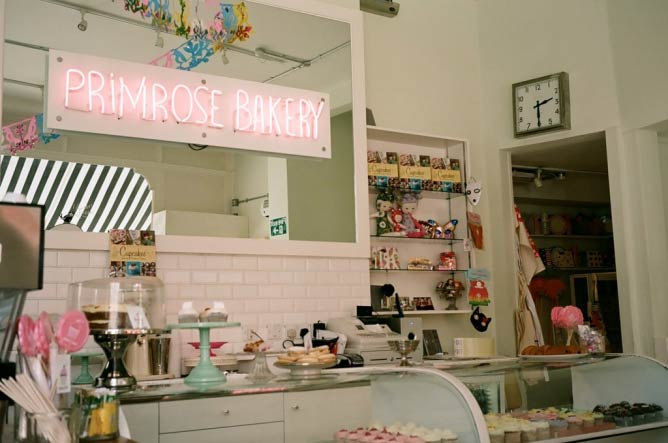 A Creative Commons image: Primrose Bakery | © chozah/Flickr