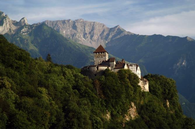 Vaduz Castle (c) Michael Gredenberg/Wikicommons