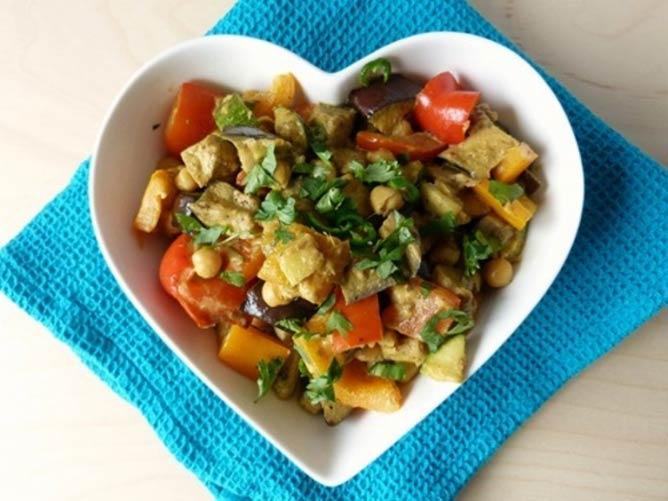 Vegetable Korma | Courtesy Wholeheartedly Healthy