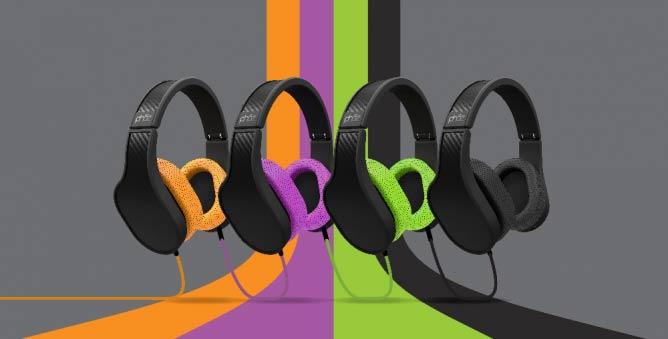 Phāz Music's P2 Headphones   Courtesy Phāz Music