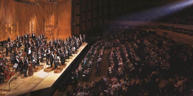 London Symphony Orchestra   © Igor Emmerich