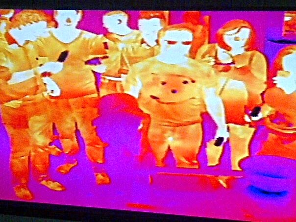 Thermal Imaging © Science Museum Lates