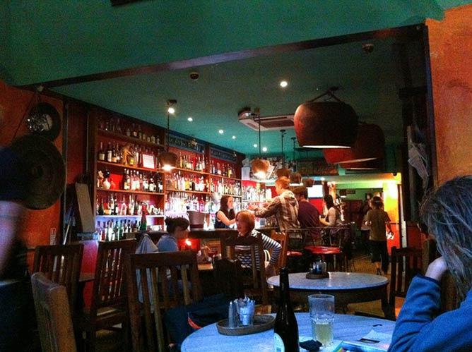 Evil Eye Bar and Restaurant | © Courtesy of Evil Eye Bar and Restaurant
