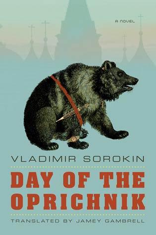 Day of the Oprichnik © Farrar, Straus & Giroux