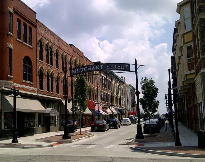 Merchant Street, Decatur | © J. Pinta/WikimediaCommons