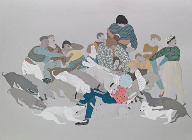 Fool's End   © Kushana Bush/Courtesy of Sydney Art Galleries and Community