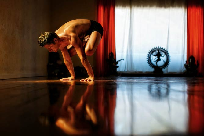 The Raven | Courtesy The Raven Yoga