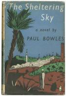 The Sheltering Sky first edition cover © GrahamHardy/Wikipedia