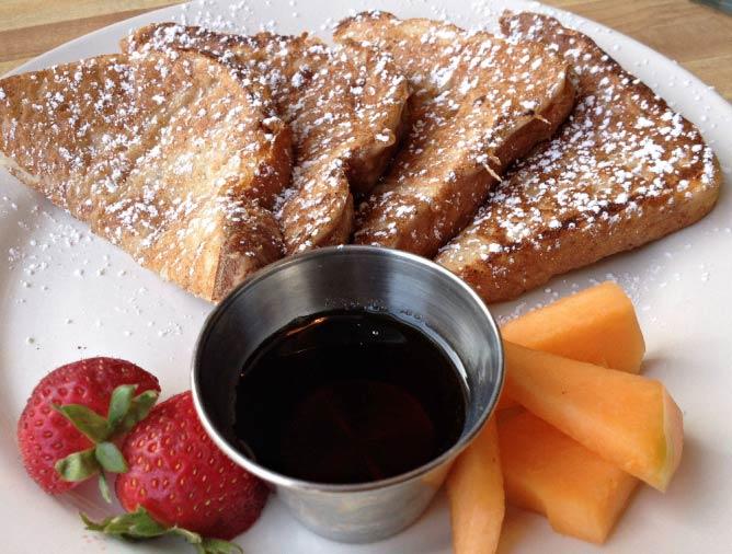 Vegan French toast   © Molly Ⓥ/Flickr