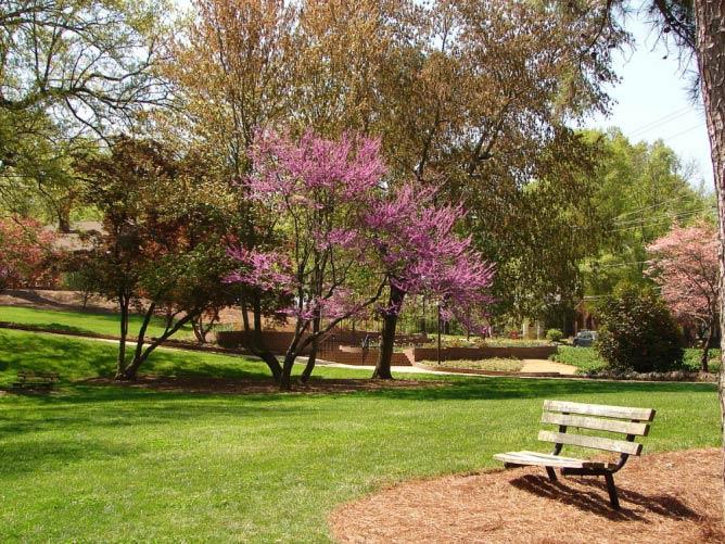 Glencairn Garden in Rock Hill | © Hlecroy/WikimediaCommons