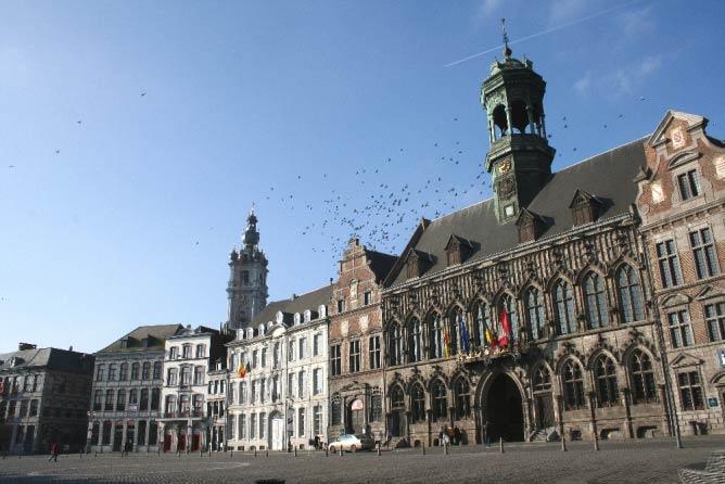 Mons | © Jean-Pol GRANDMONT/WikiCommons