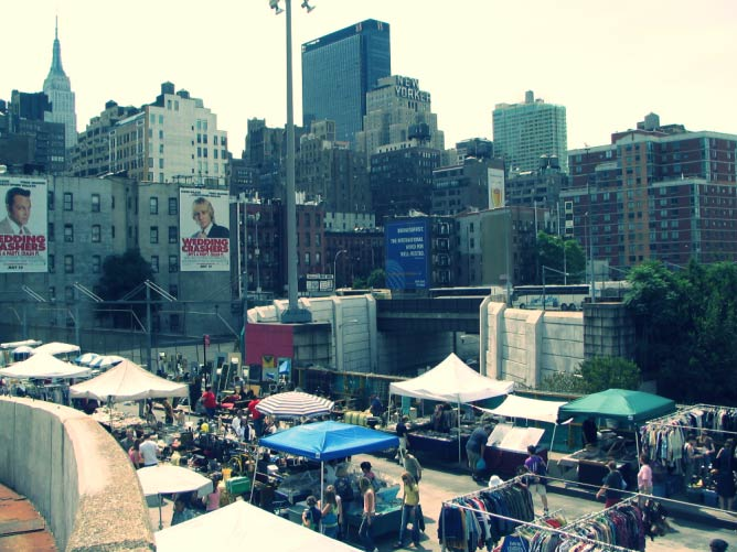 The Best New York City Flea Markets