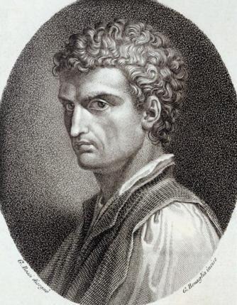 Leon Battista Alberti (February 18, 1404 – April 20, 1472). Creative Commons.