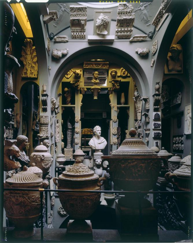 © Courtesy Sir John Soane's Museum