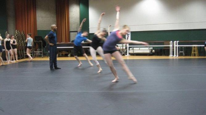 Masterclass with Alvin Ailey   © US Embassy Canada/Filckr
